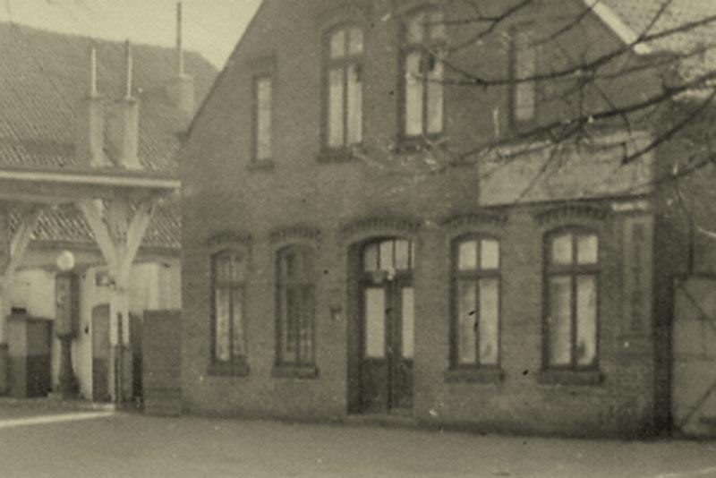Firmengebäude 1943