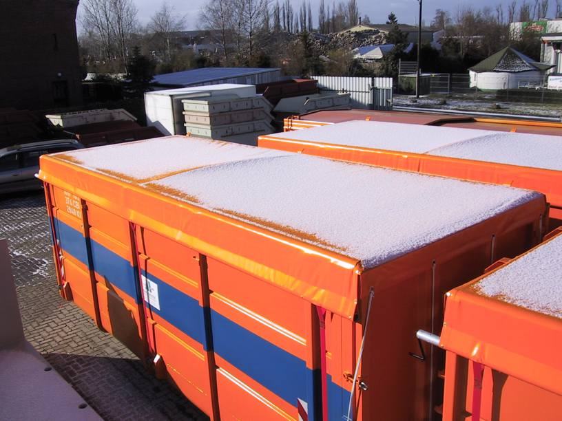 Containerplanen