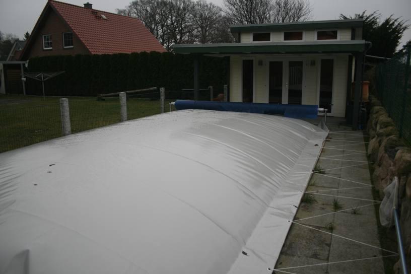 Aufblasbare Poolplane