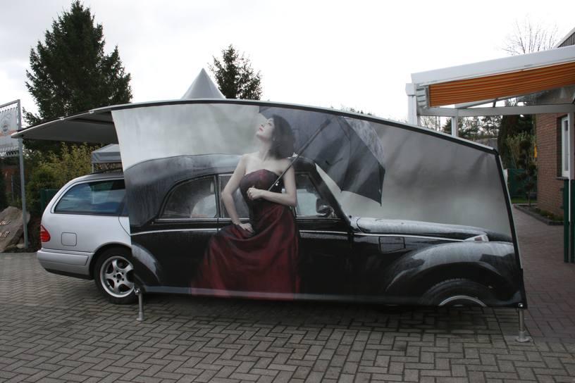Designer Carport